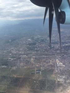 City of Podgorica, Montenegro