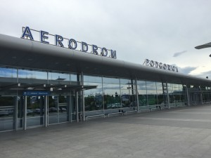 Podgorica Airport Terminal