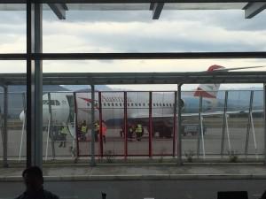 Austrian Airlines Fokker 70