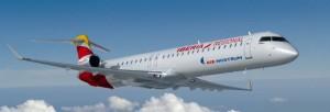 Iberia Regional CRJ1000
