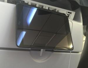 BA iPad mini holder
