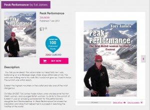 BlinkboxBooks - Tori James - Peak Performance
