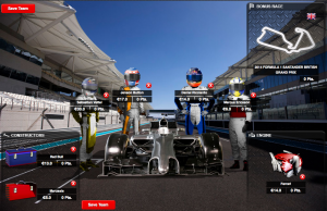 Fantasy F1 2014 - Team Selection - RedSpottedHanky version