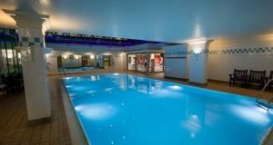 Hilton London Metropole pool