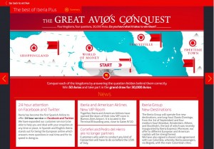 Iberia Plus competition 50 free Avios