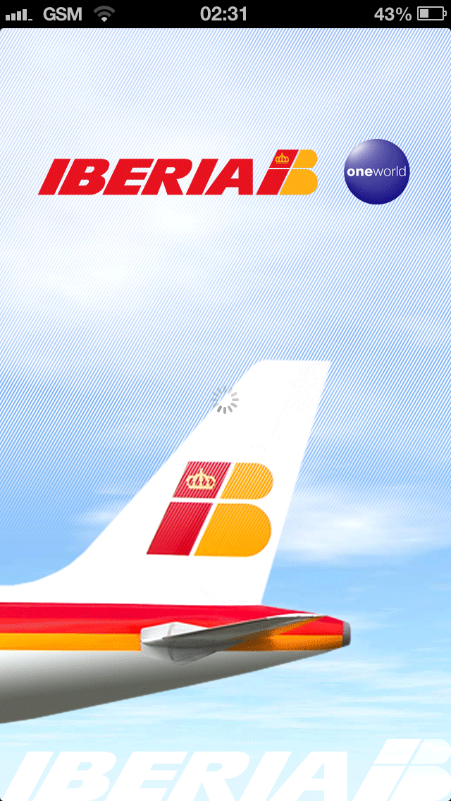 Iberia iOS app gets Passbook support - UKpoints com