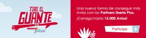 Banner for Iberia Plus multipartner