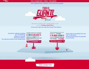 Iberia+ Multi-Partner bonus website