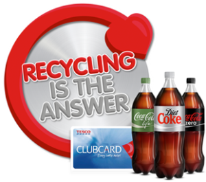 Tesco / Coke Recycling Promotion
