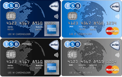 TSB Avios-Rewards Credit Cards