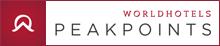 WORLDHOTELS PEAKPOINTS logo